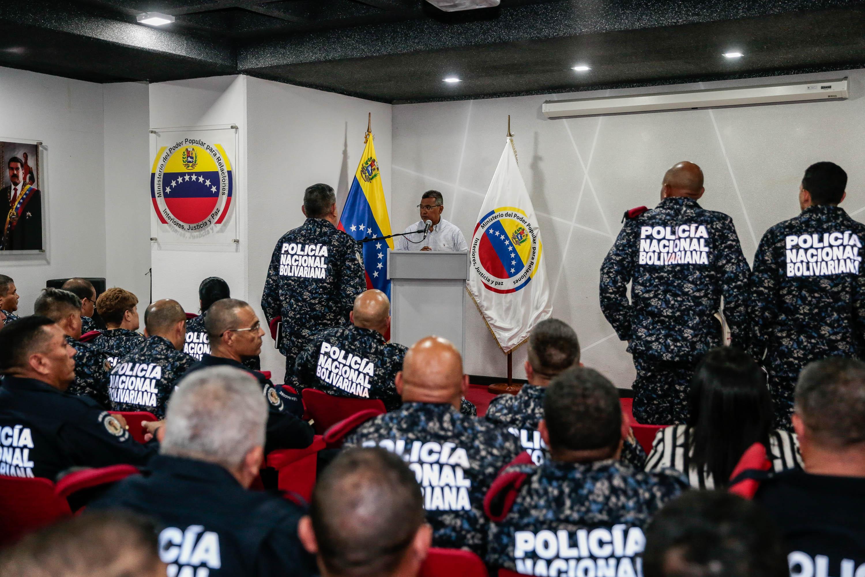 PNB adoptará medidas para asumir Cuadrantes de Paz en todo el país