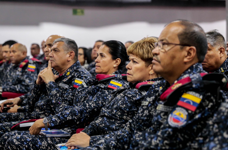 Uniformados de la PNB recibieron taller sobre Derechos Humanos