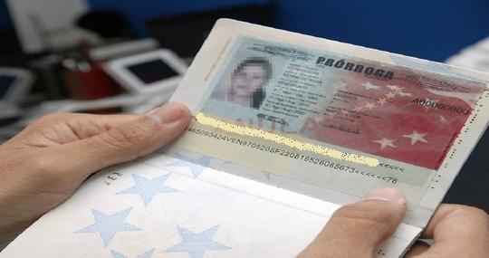 Más de 5 mil venezolanos residenciados en el exterior recibirán prórrogas del pasaporte