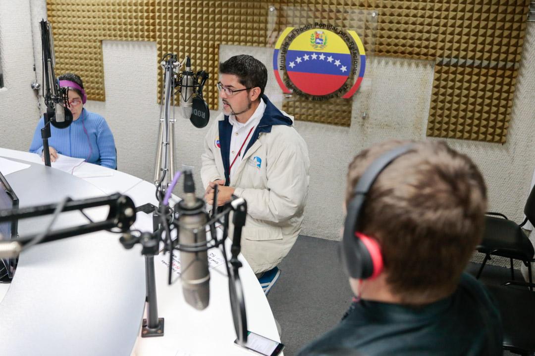 """Pablo Fernández Blanco """"El Desarme como política pública en Venezuela ha dado resultados palpables"""" (2)"""