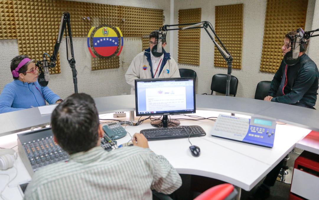 """Pablo Fernández Blanco """"El Desarme como política pública en Venezuela ha dado resultados palpables"""" (3)"""