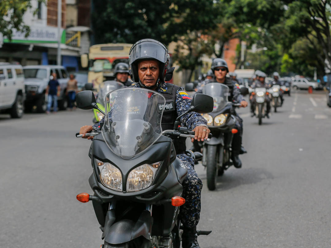 Parroquia El Recreo contará con despliegue especial de seguridad este fin de semana (11)