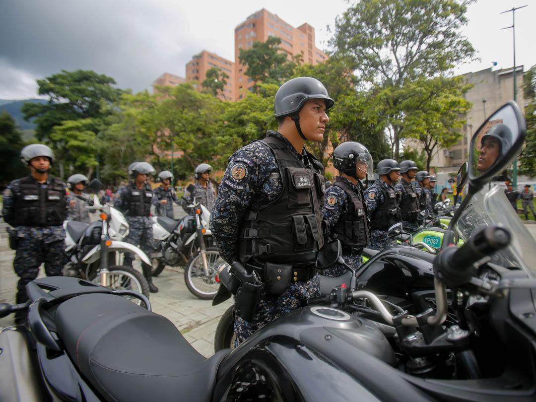 Parroquia El Recreo contará con despliegue especial de seguridad este fin de semana (4)