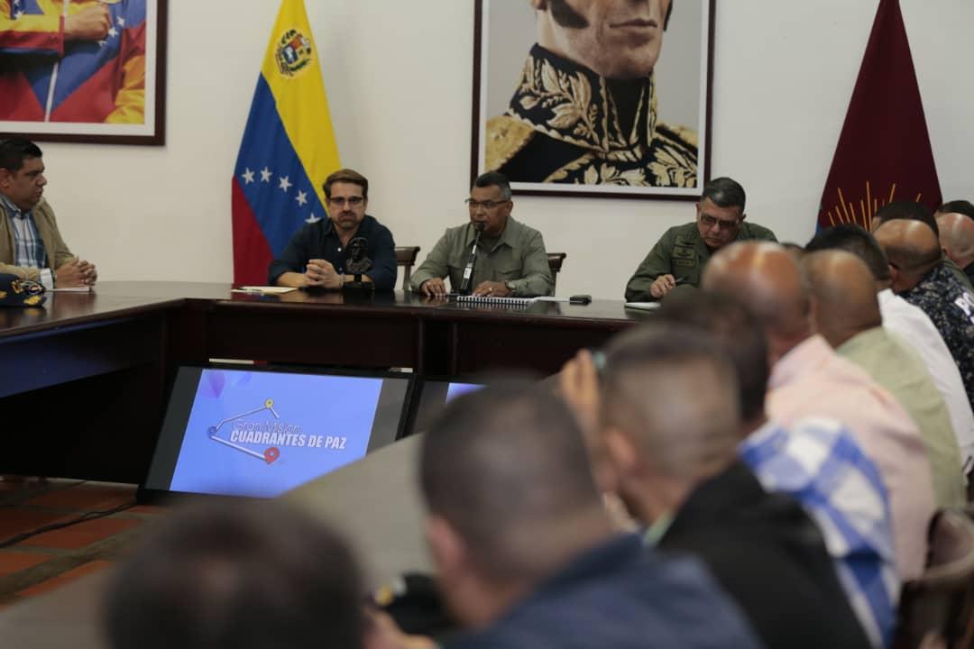 Policías del estado Carabobo son dotados para reforzar labor en Cuadrantes de Paz (1)