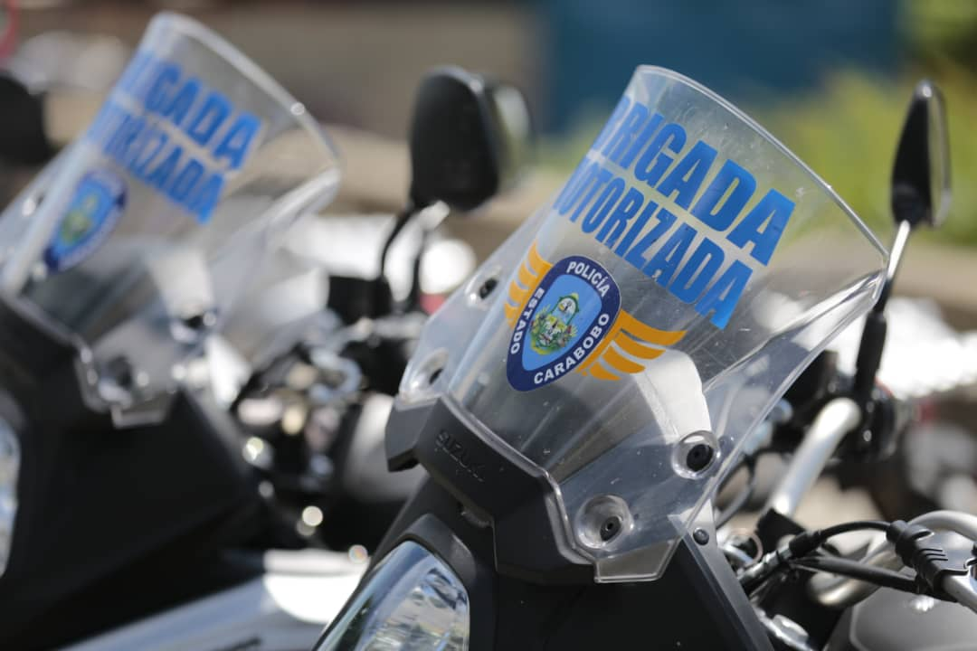 Policías del estado Carabobo son dotados para reforzar labor en Cuadrantes de Paz (10)