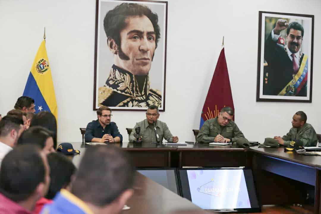 Policías del estado Carabobo son dotados para reforzar labor en Cuadrantes de Paz (3)