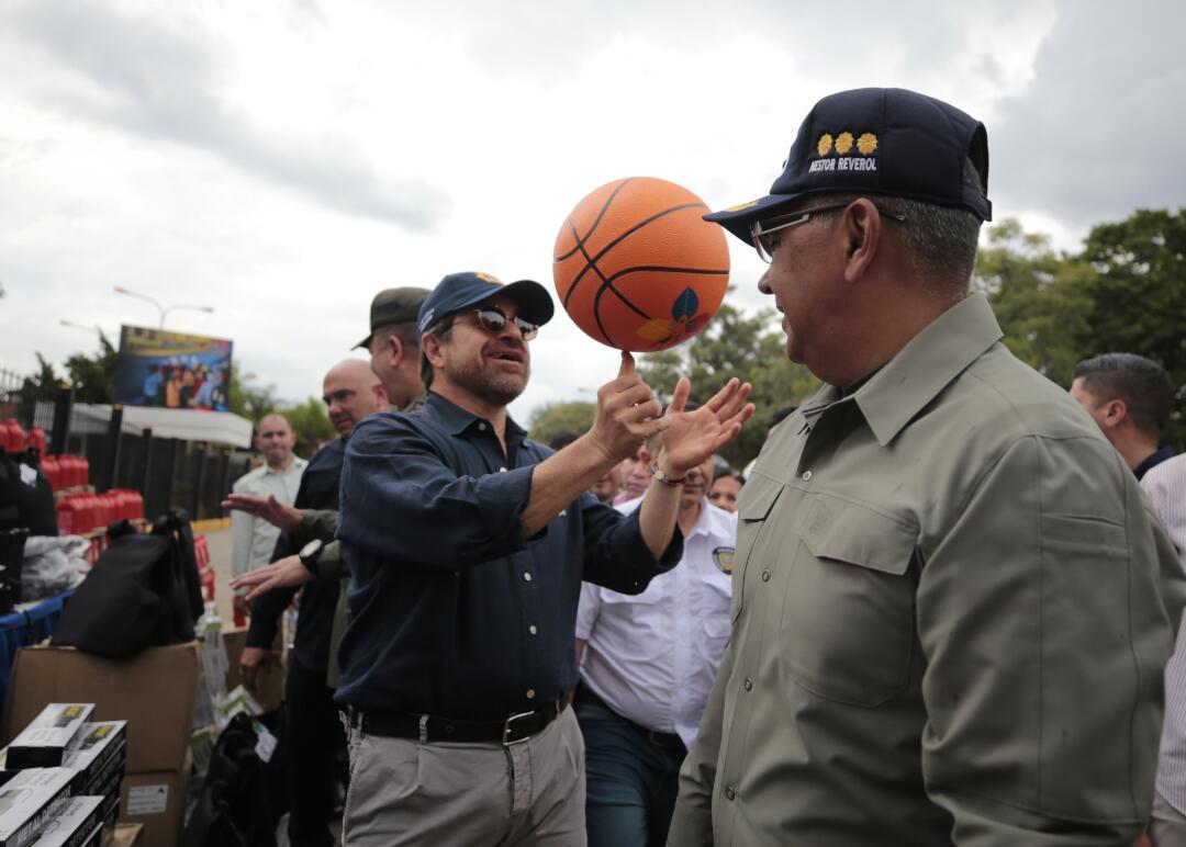 Policías del estado Carabobo son dotados para reforzar labor en Cuadrantes de Paz (5)