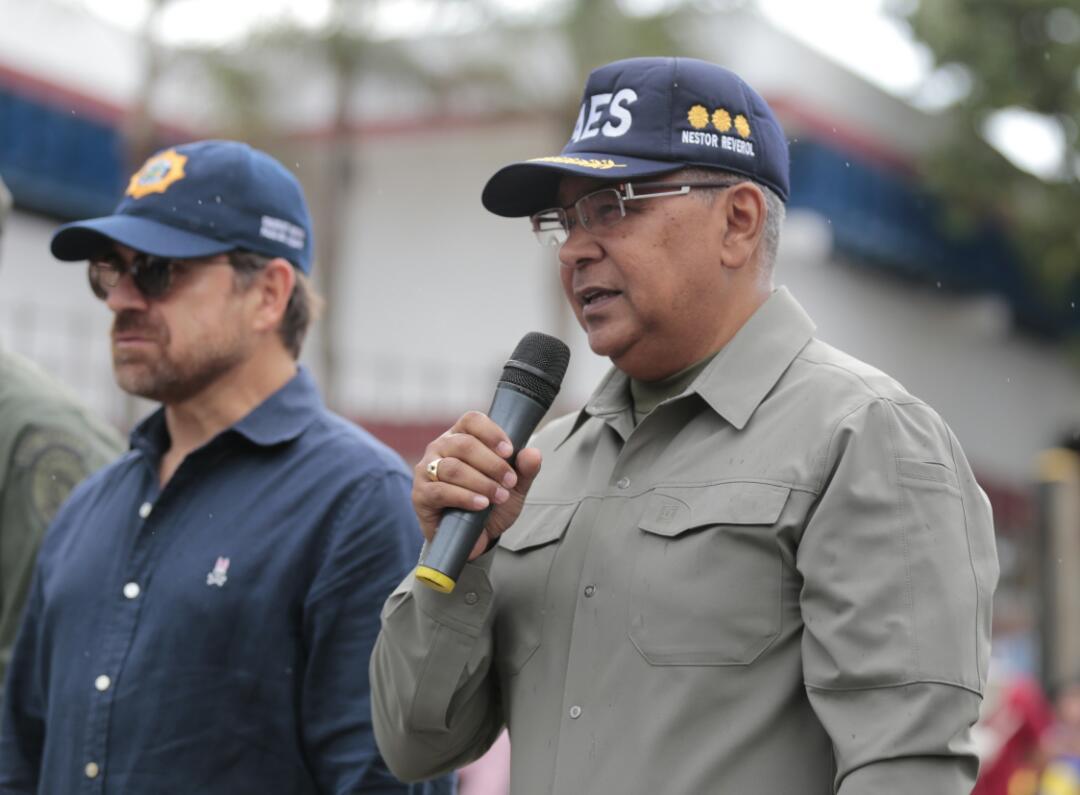 Policías del estado Carabobo son dotados para reforzar labor en Cuadrantes de Paz (7)
