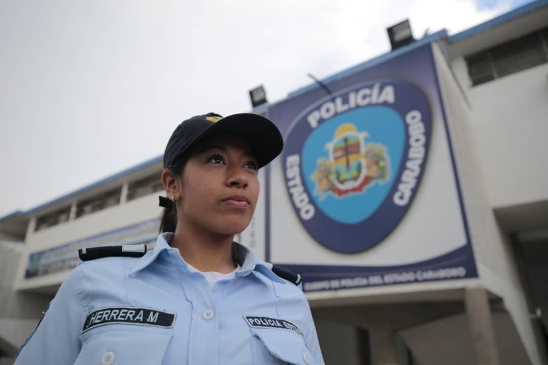 Policías del estado Carabobo son dotados para reforzar labor en Cuadrantes de Paz (8)