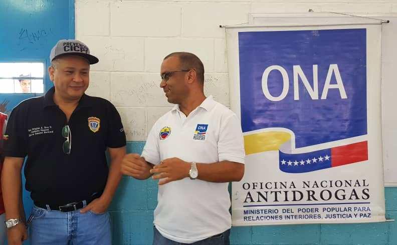 Programa de Prevención Social Cicpc realizó conversatorio en la U.E.N. Mariano Picón Salas-1