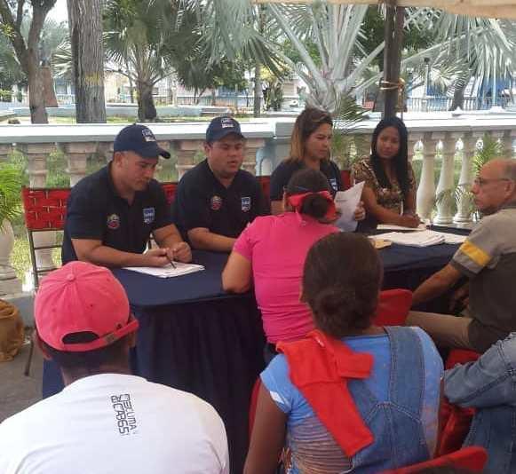 Saren organiza jornada integral gratuita en la Plaza Bolívar de Uracoa en Maturín