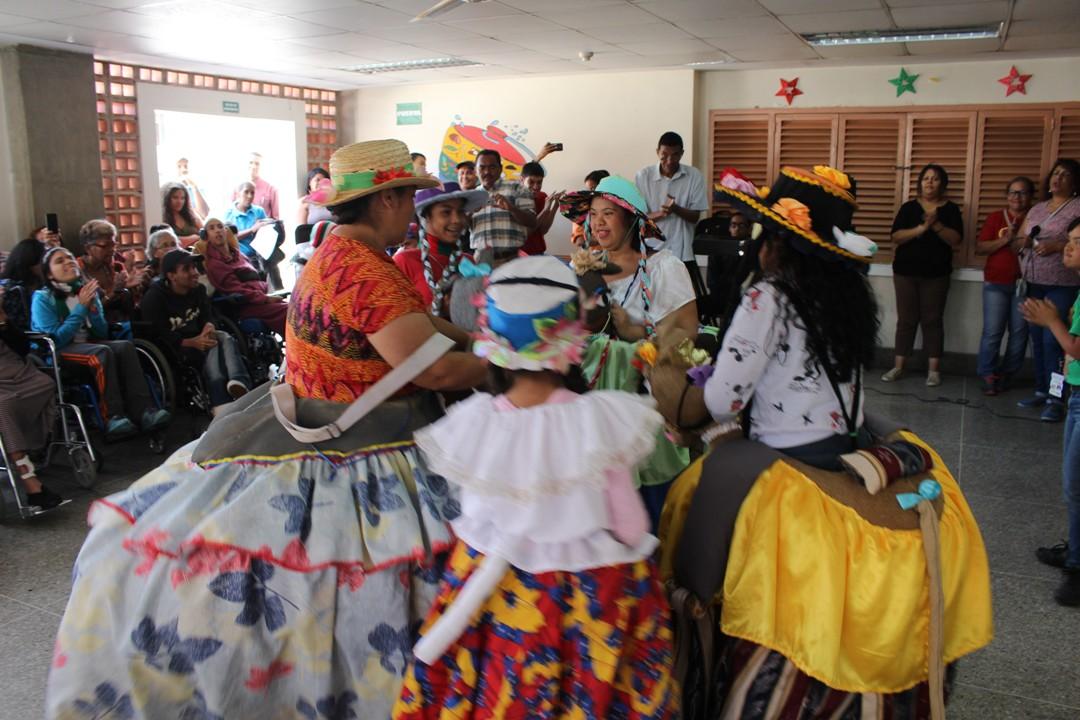 SENADES – Semana Internacional de la Discapacidad con vecinos de Cacique Tiuna (15)