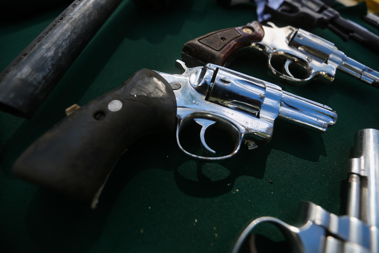 Senades inutilizó mil 311 armas de fuego en la sede del Daex de Fuerte Tiuna (9)