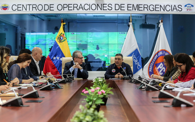 Sistema Nacional de Gestión del Riesgo fortalece lazos internacionales con la ONU