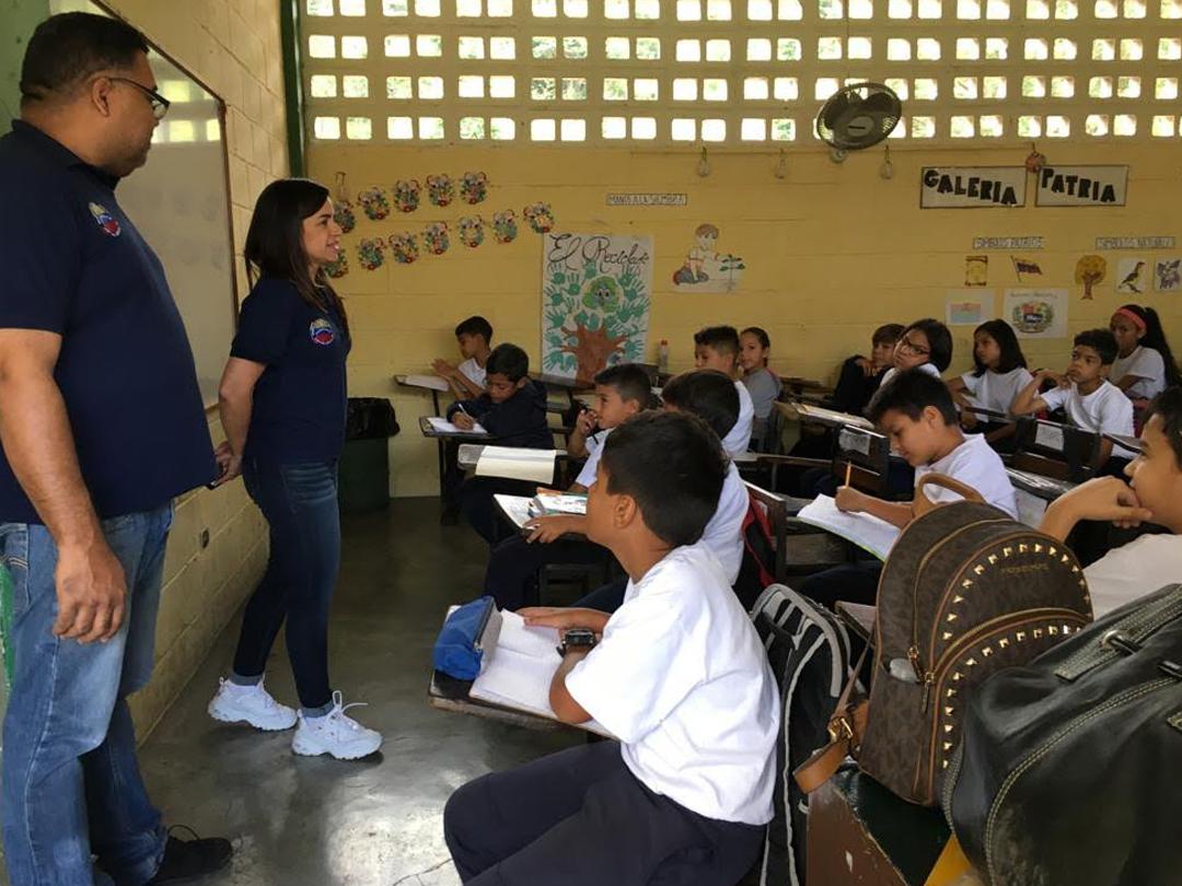 """Más de 30 mil 500 venezolanos recibieron charlas informativas """"Aprendiendo con el Saren"""""""