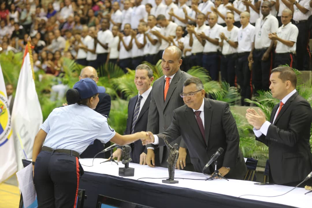 780 funcionarios se suman a acciones para mantener reducción de incidencia delictiva en Miranda (7)