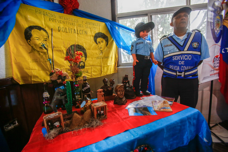 CUERPOS DE POLICIA PRESENTAN PROYECTOS IMNOVADORES (3)