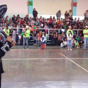 Feliz Navidad en Los Andes mil 200 juguetes recibieron niños y niñas de Mérida (2)