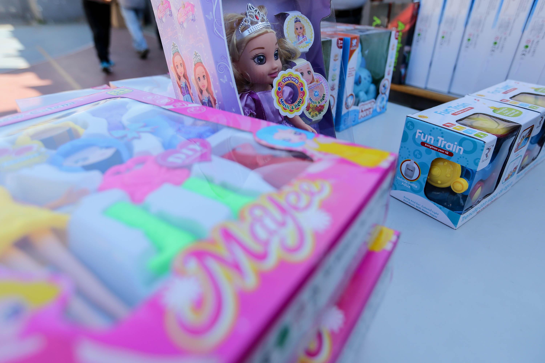 Frente Preventivo comparte con los niños y niñas de Lídice la alegría de la Navidad (5)