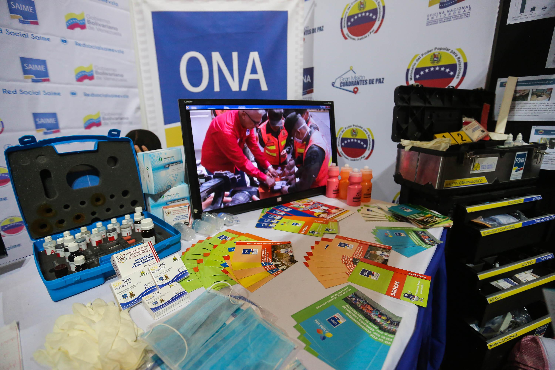 Frente Preventivo del Mpprijp lleva actividades recreativas al Poliedro de Caracas (1)