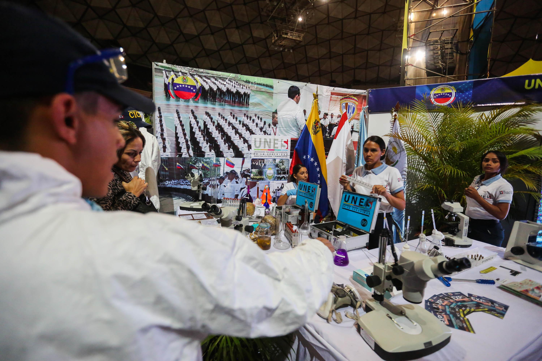 Frente Preventivo del Mpprijp lleva actividades recreativas al Poliedro de Caracas (6)
