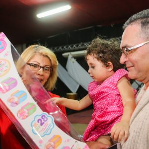 Frente Preventivo llevó mensaje de solidaridad a familias de la Fundación Cristiana Nosotros Unidos (1)