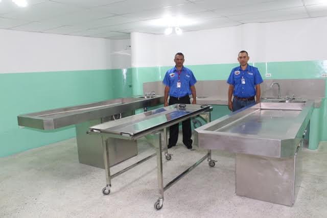 Inaugurada sede del Senamecf en Boconó estado Trujillo 5