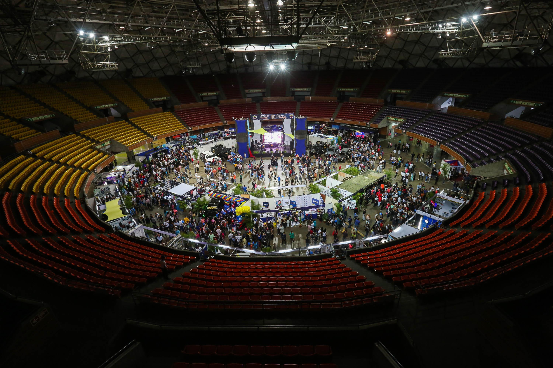 Más de 14 mil personas ya disfrutaron de la Expo Criminalística 2018 (4)