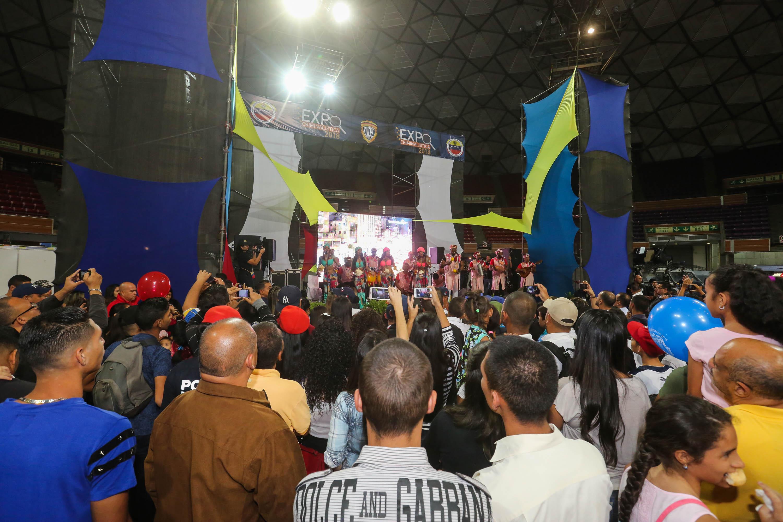 Más de 14 mil personas ya disfrutaron de la Expo Criminalística 2018 (6)