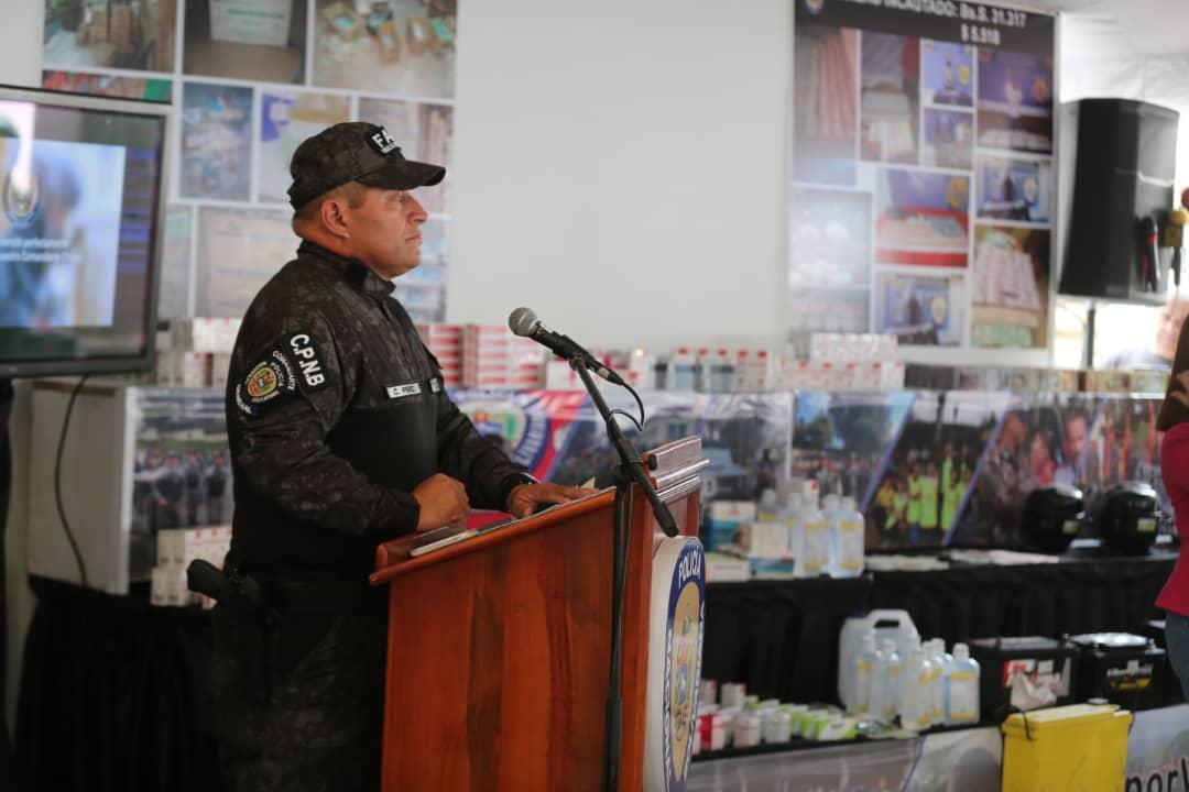 Más de 2 mil procedimientos ejecutados por el Faes durante el 2018 (6)