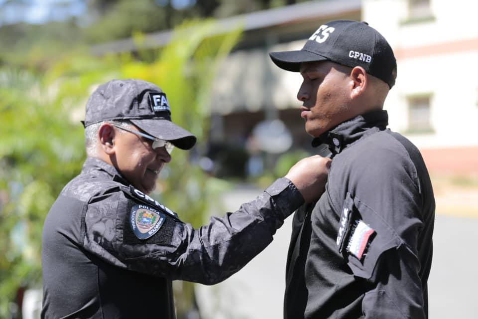 Más de 200 funcionarios Faes graduados para fortalecer la seguridad en el país (1)