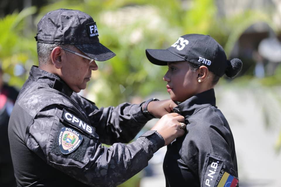 Más de 200 funcionarios Faes graduados para fortalecer la seguridad en el país