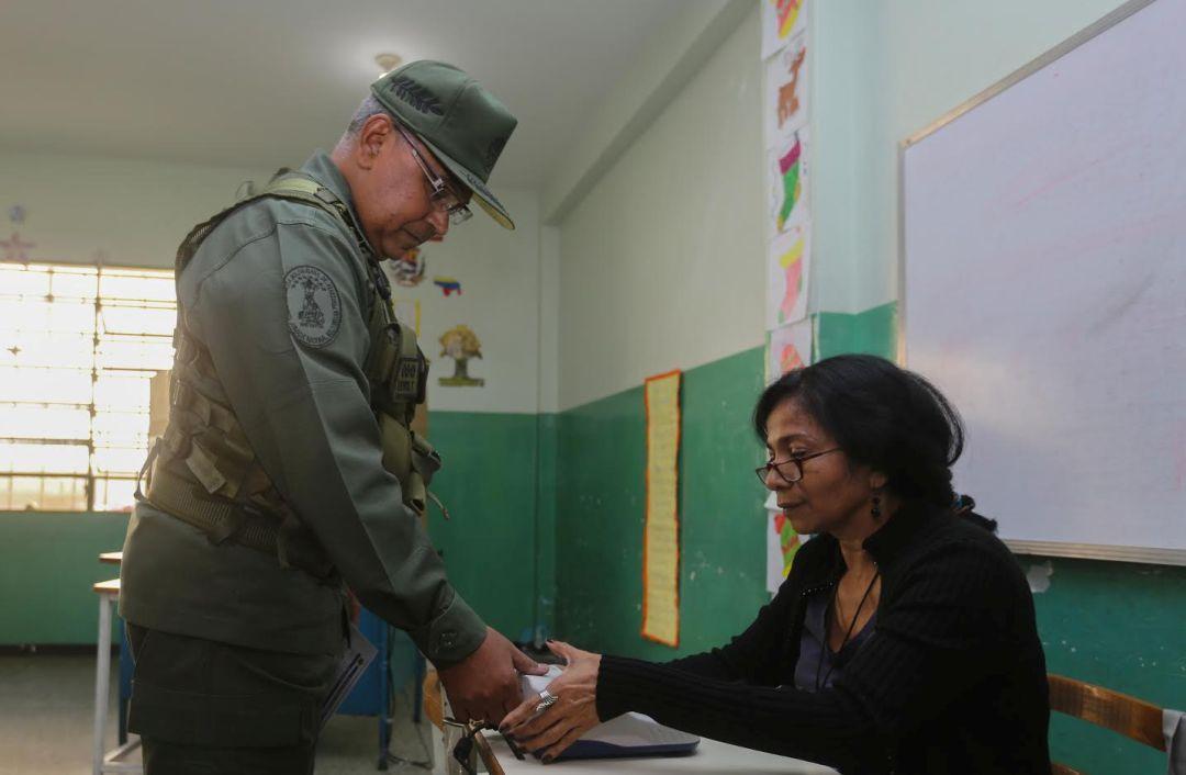 Mpprijp junto al Ceofanb mantienen monitoreo para garantizar normal desarrollo de elecciones