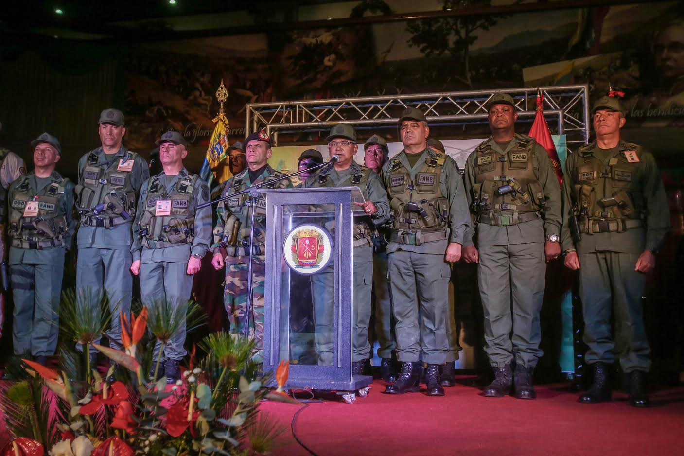 Ministro Reverol: Jornada electoral del 9D se desarrolló en paz