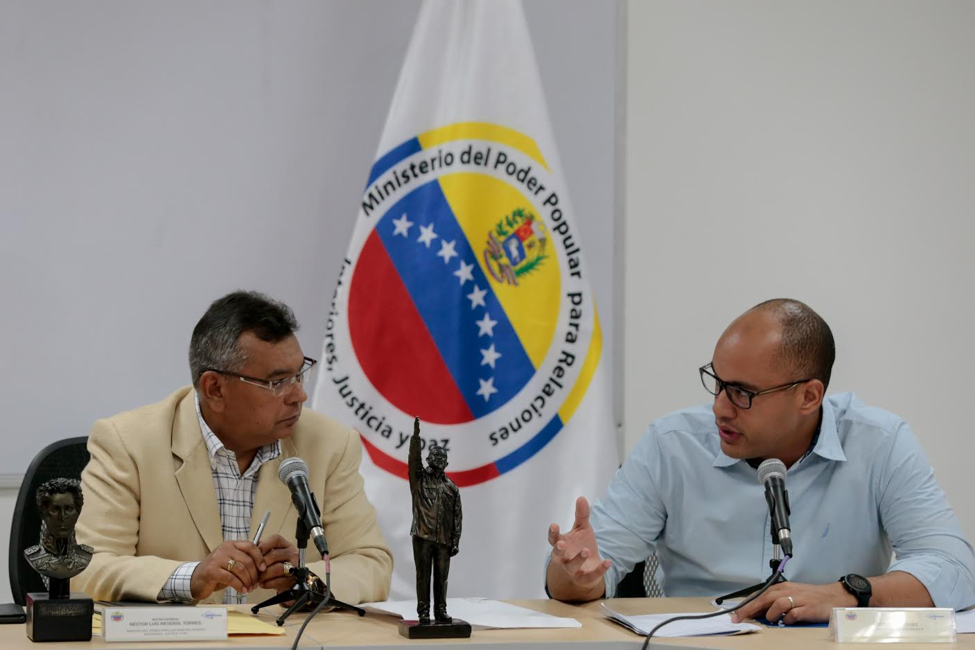 Ministro Néstor Reverol – CGP (4)