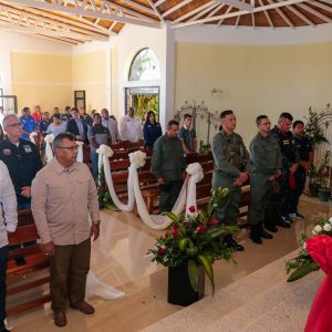 Ministro celebró día de Santa Bárbara (11)