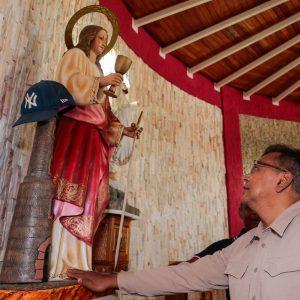 Ministro celebró día de Santa Bárbara (4)