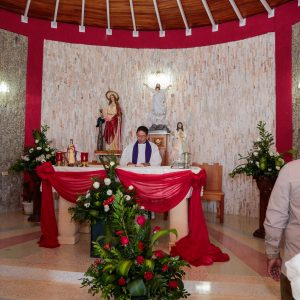 Ministro celebró día de Santa Bárbara (6)