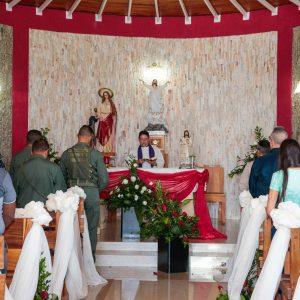 Ministro celebró día de Santa Bárbara (7)