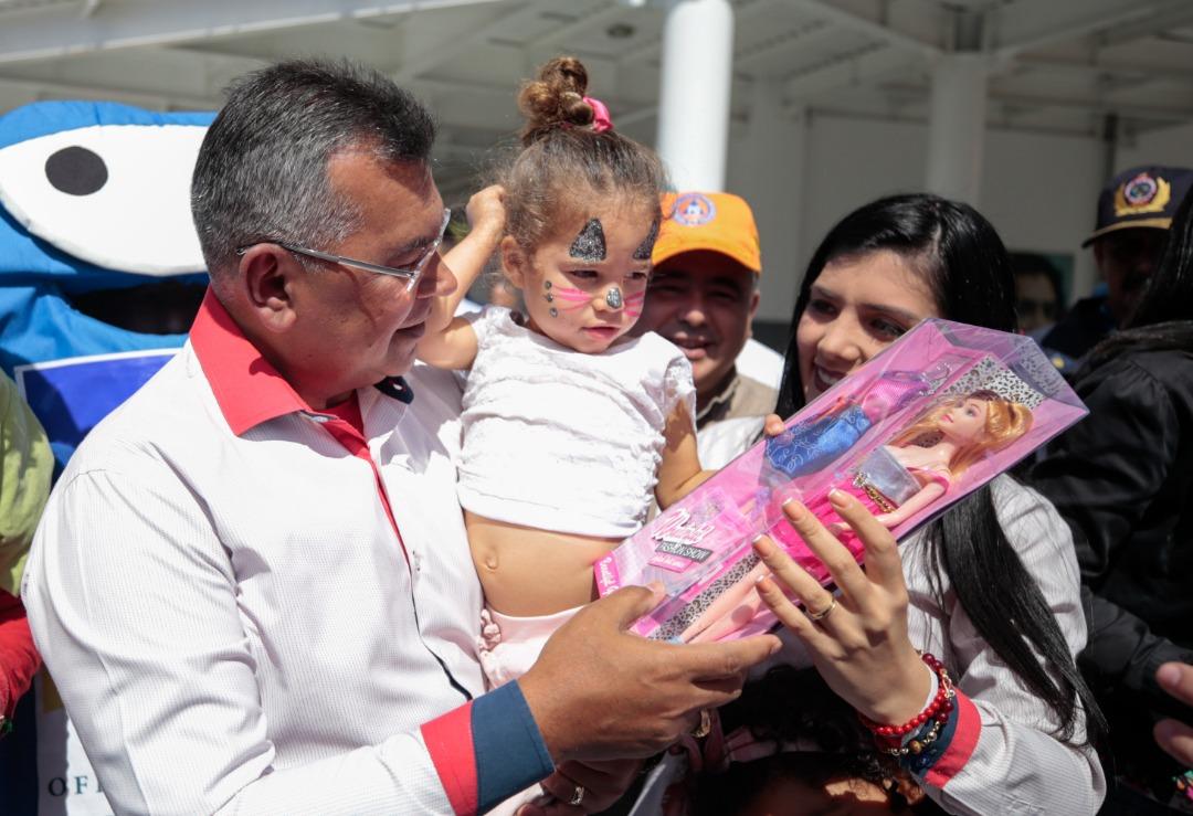 Mpprijp ha entregado más de 56 mil juguetes a niños y niñas de la Patria (12)