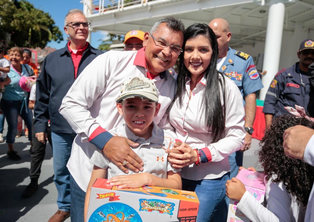 Mpprijp ha entregado más de 56 mil juguetes a niños y niñas de la Patria (17)