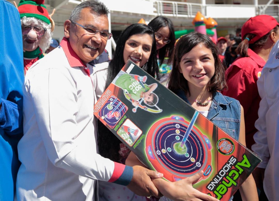 Mpprijp ha entregado más de 56 mil juguetes a niños y niñas de la Patria (23)
