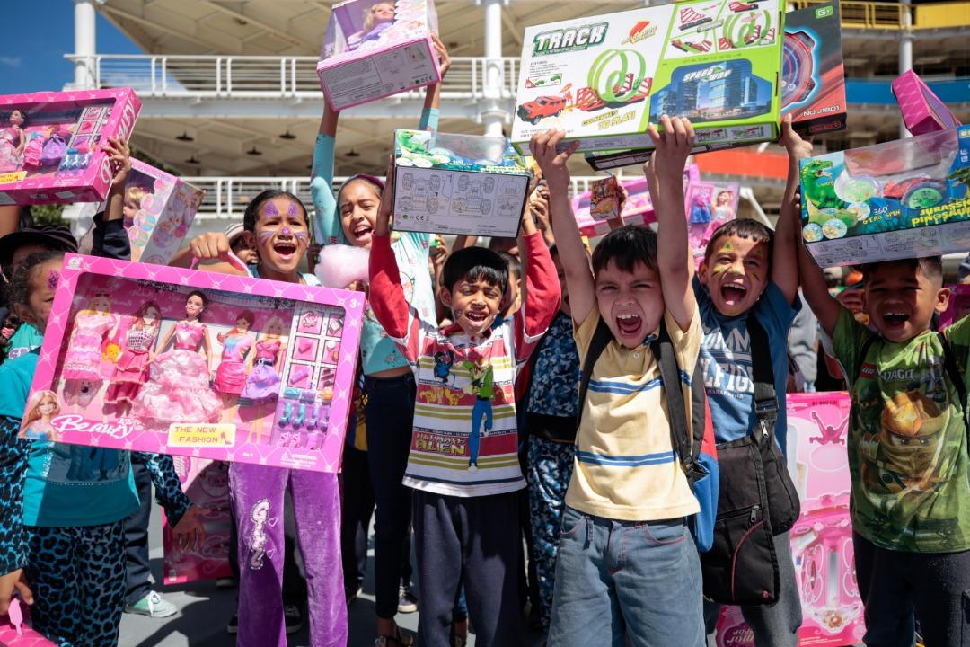 Mpprijp ha entregado más de 56 mil juguetes a niños y niñas de la Patria (28)