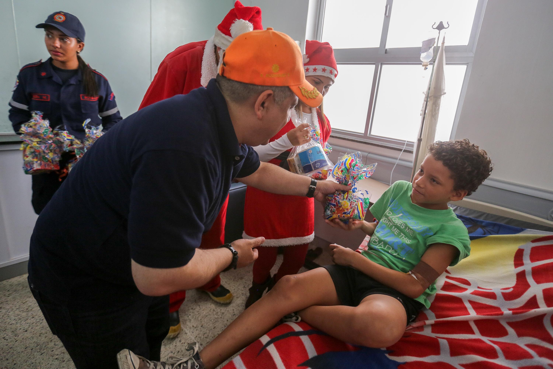 Mpprijp llevó alegría a niños y niñas en el estado Vargas (2)