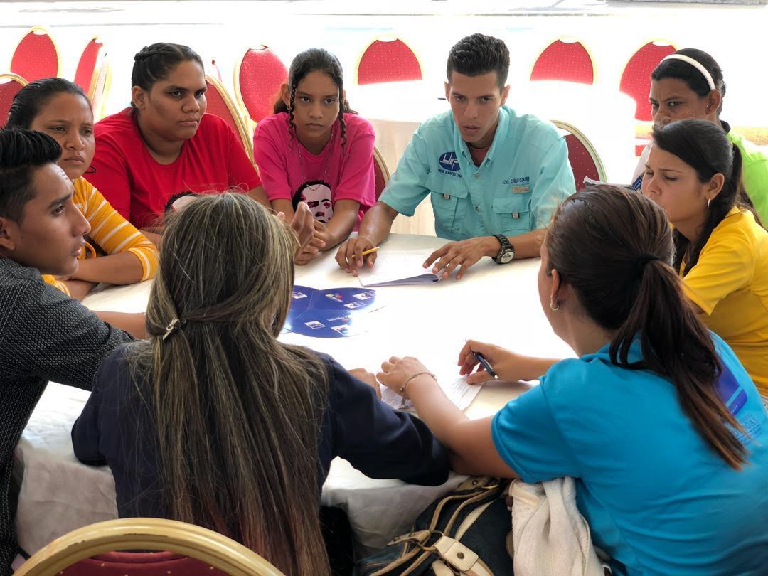 Frente Preventivo realiza 3era fase de consulta del Plan Nacional Integral de Prevención para la Paz y la Vida