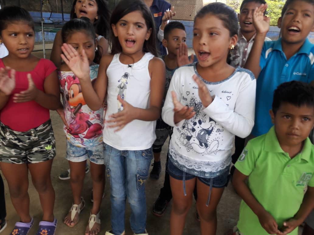 ONA lleva un mensaje de Navidad para los niños y niñas del estado Falcón (5)