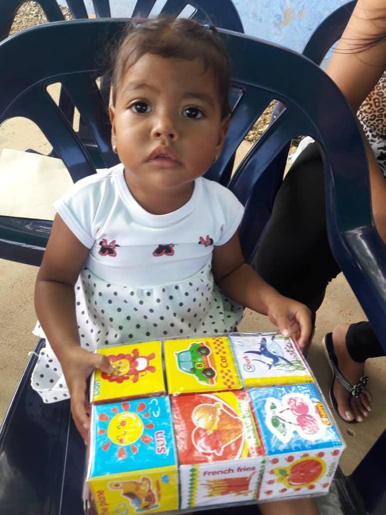 ONA lleva un mensaje de Navidad para los niños y niñas del estado Falcón (9)