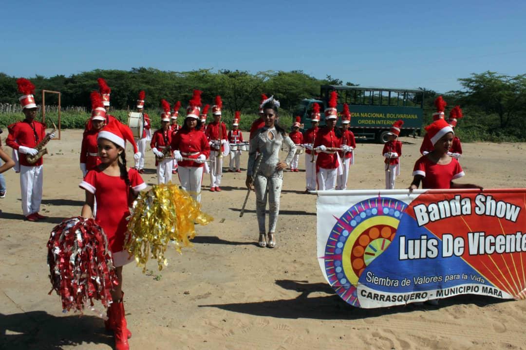 Poblaciones fronterizas e indígenas del Zulia celebraron la Navidad recibiendo regalos (6)