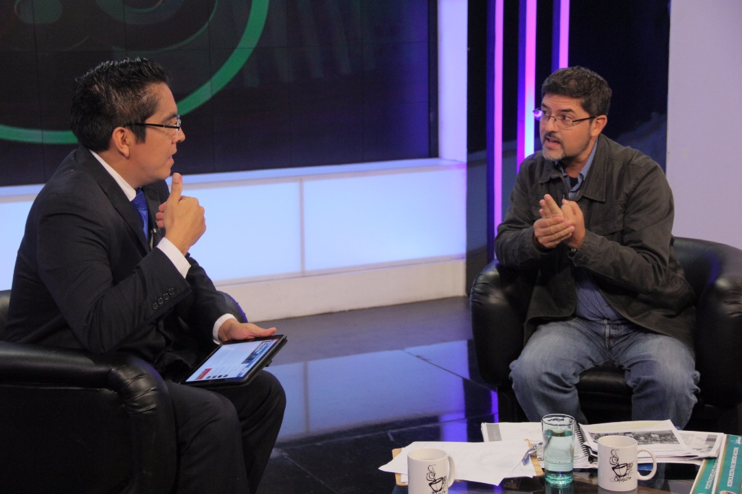 Secretario ejecutivo del Consejo General de Policía, Pablo Fernández (1)