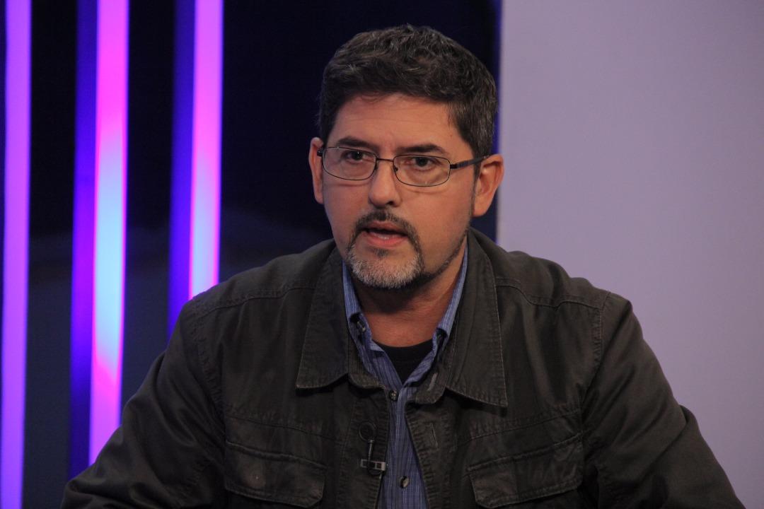 Secretario ejecutivo del Consejo General de Policía, Pablo Fernández (3)